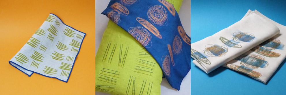 Camilla Carlund Hickman, textil